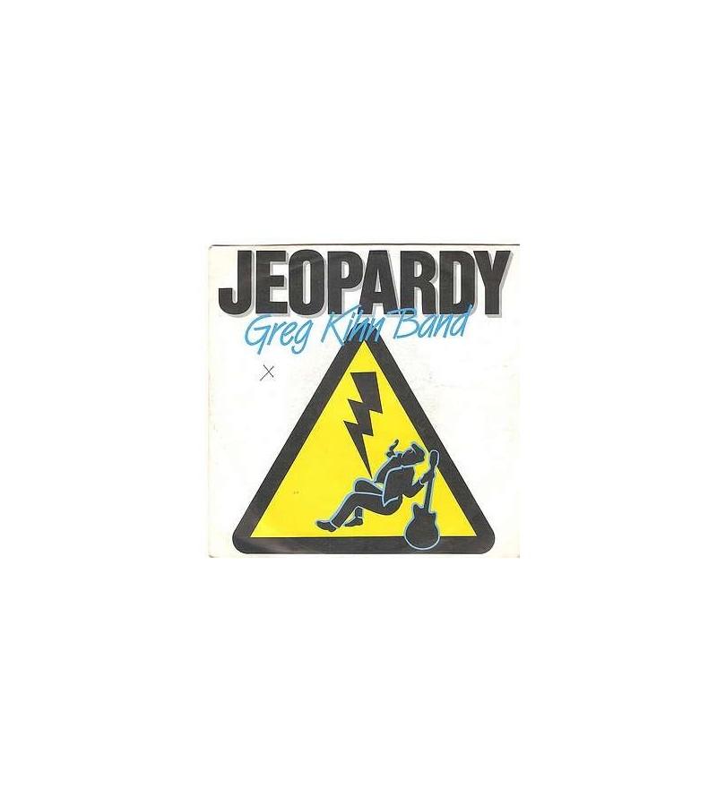 Jeopardy / Fascination (7'' vinyl)