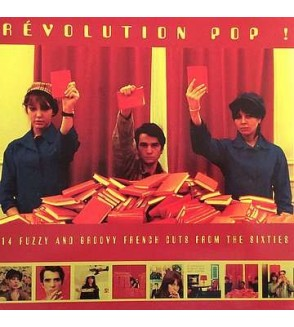 Révolution pop ! – 14 fuzzy and groovy French cuts from the sixties (12'' vinyl)