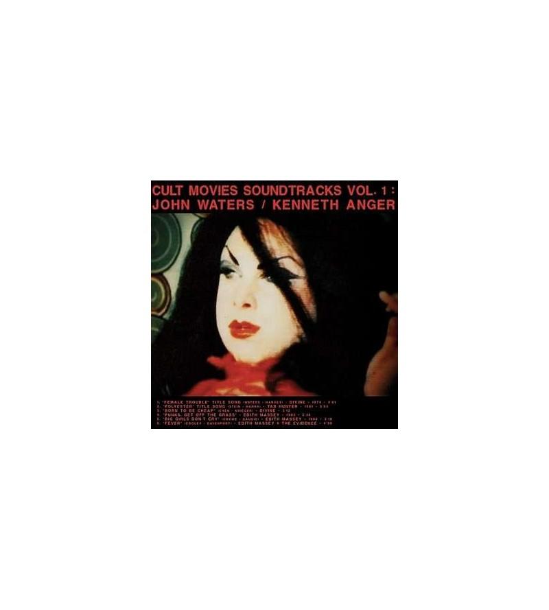 Cult movies soundtracks vol. 1 : John Water / Kenneth Anger (12'' vinyl)