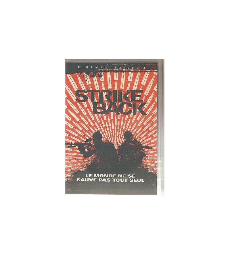 Strike back saison 3 (3 DVD)