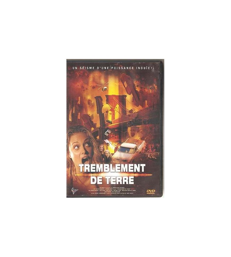 Tremblement de terre (DVD)