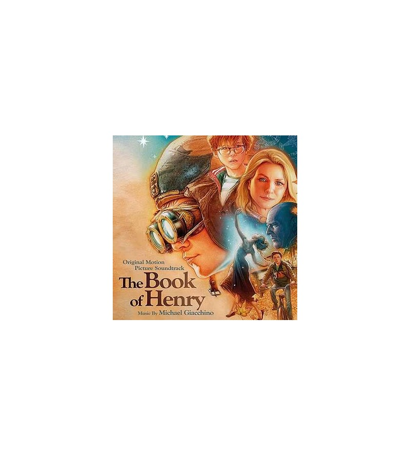 The book of Henry soundtrack (CD)