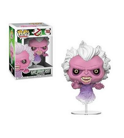 Figurine pop! Ghostbusters : Scary library ghost