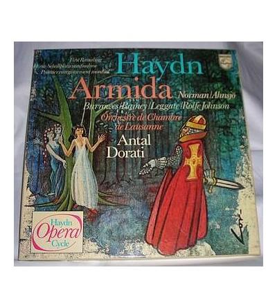 Armida (3 X 12'' vinyl)