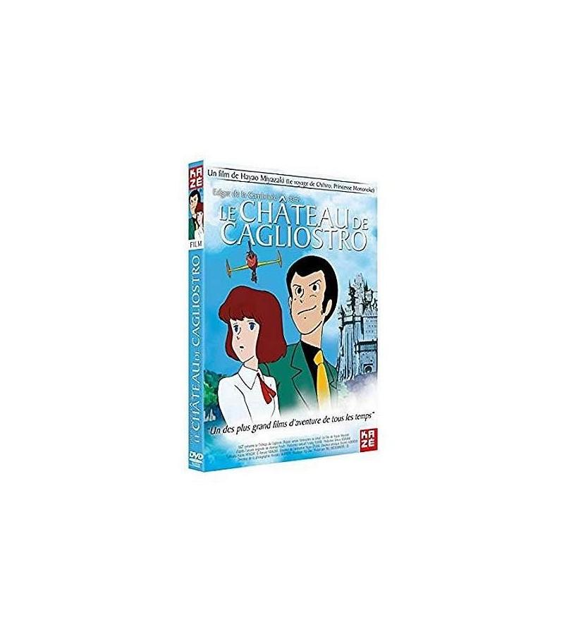 Le château de Cagliostro (DVD)