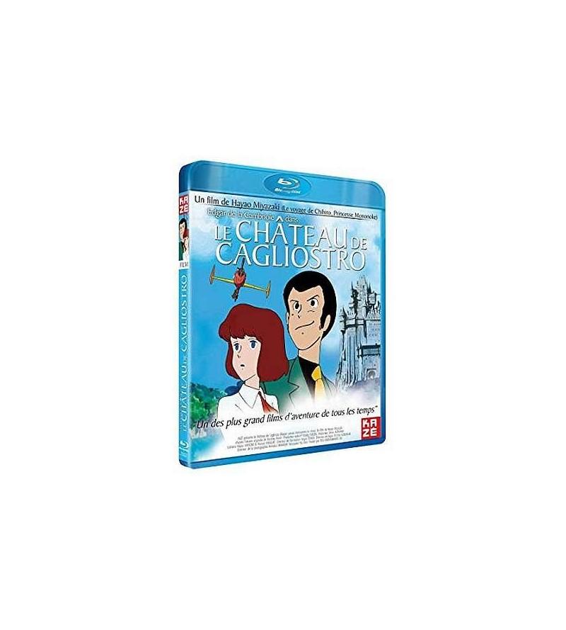 Le château de Cagliostro (Blu-ray)