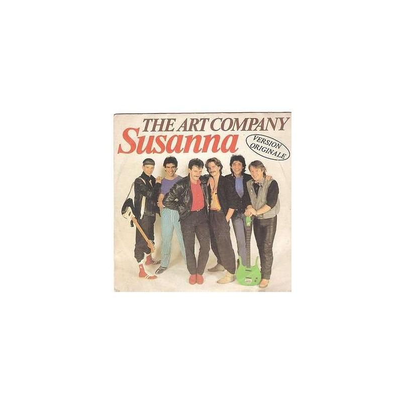 Susanna / The 17th floor (7'' vinyl)