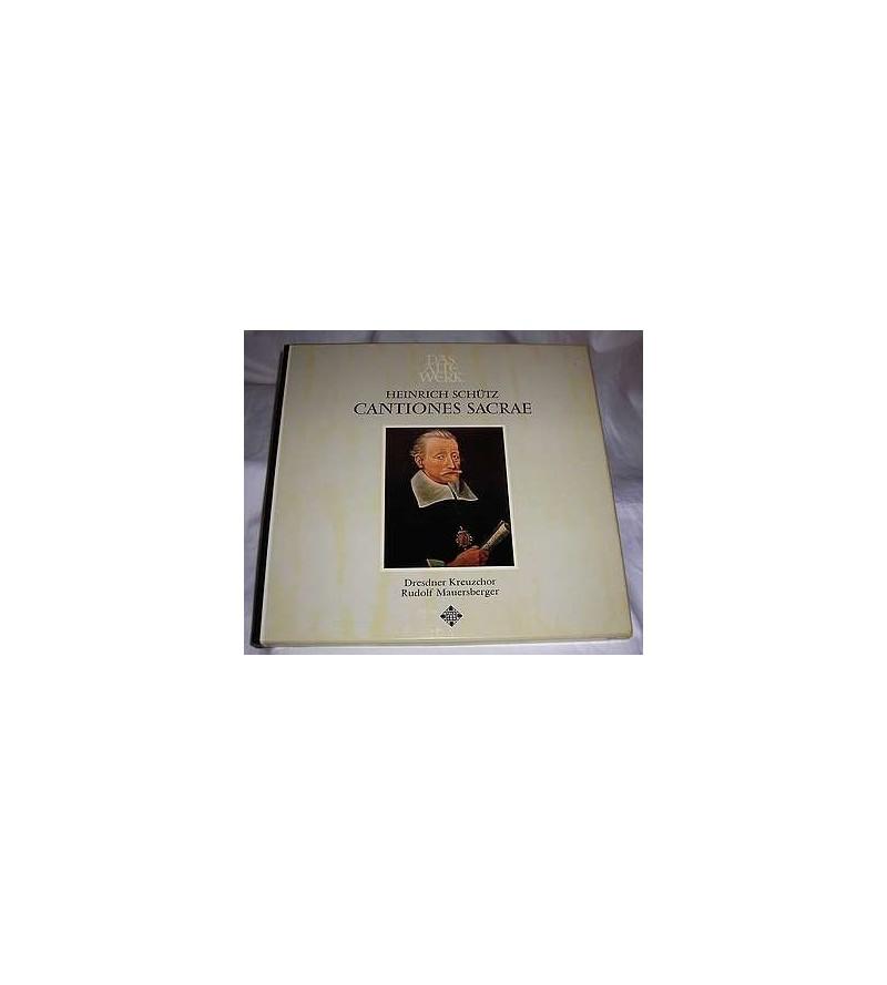 Cantiones sacrae (3 X 12'' vinyl)
