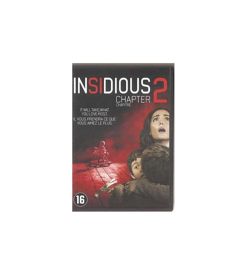 Insidious chapter 2 (DVD)