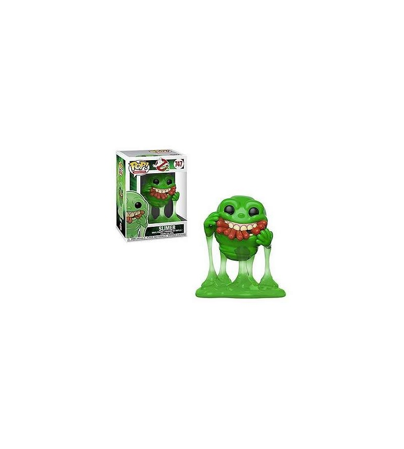 Figurine pop! Ghostbusters : Slimer & hot dogs
