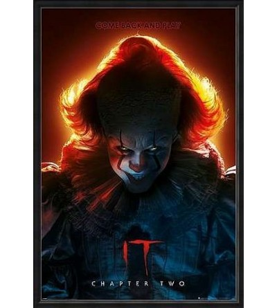 Affiche It chapter 2 : Come back and play
