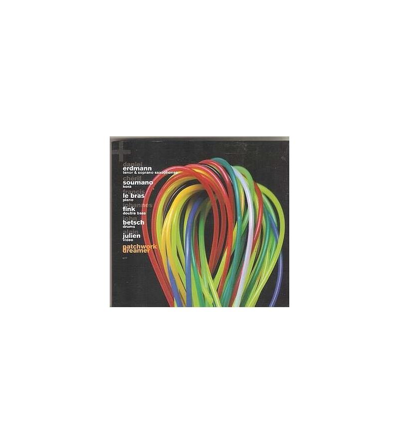 Patchwork dreamer (CD + DVD)