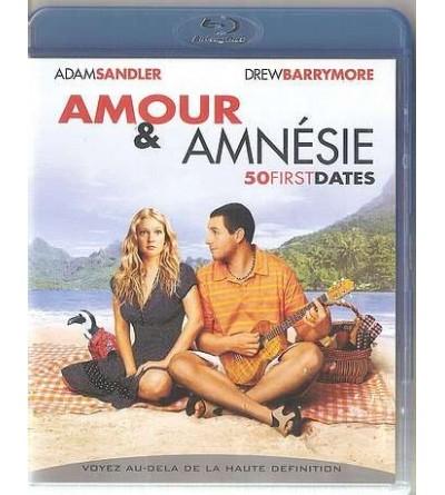 Amour & amnésie – 50 first dates (Blu-ray)