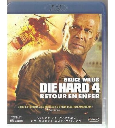 Die hard 4 – retour en enfer (Blu-ray)