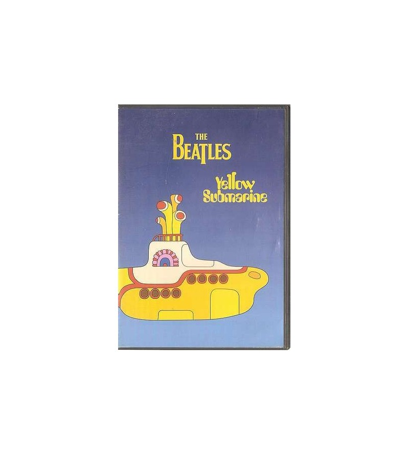 The beatles – yellow submarine (DVD)