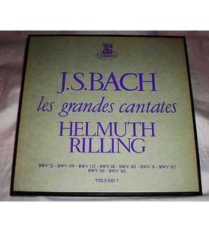 Les grandes cantates volume 7 (5 X 12'' vinyl)