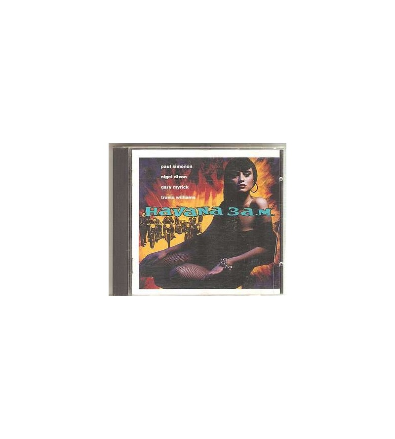 Havana 3AM (CD)