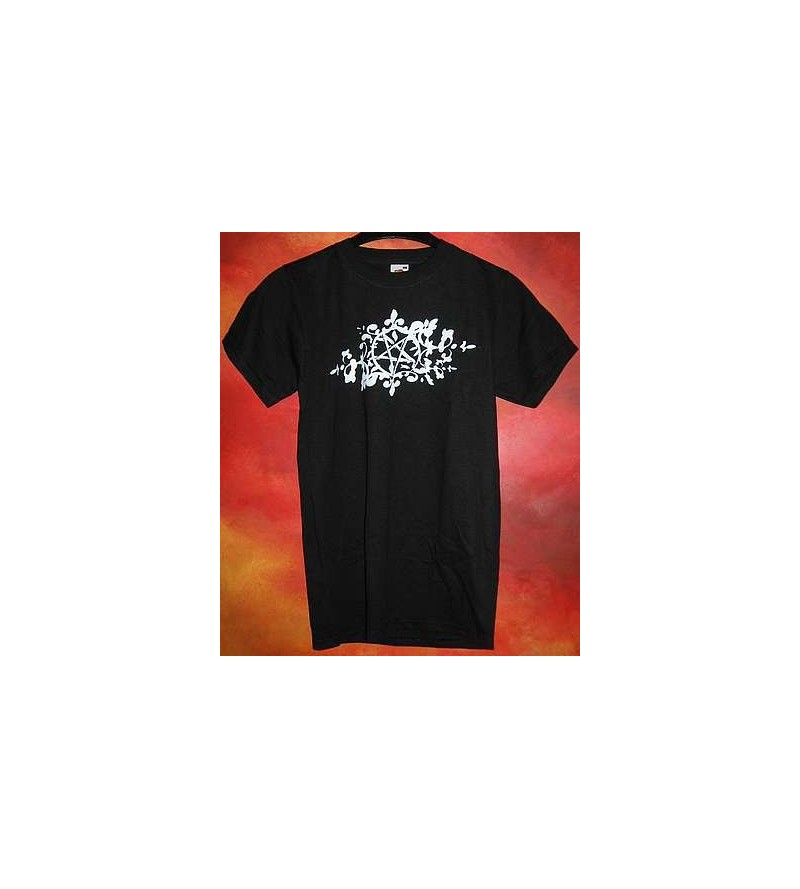T-shirt Nocturnia, Pentacle flore, S
