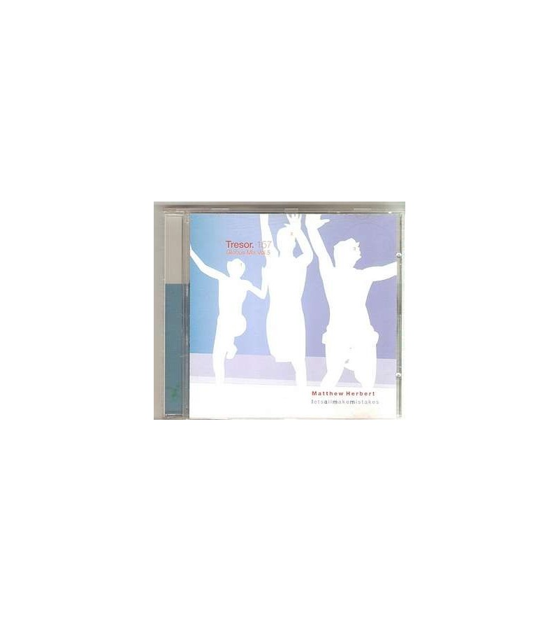 Letsallmakemistakes (CD)