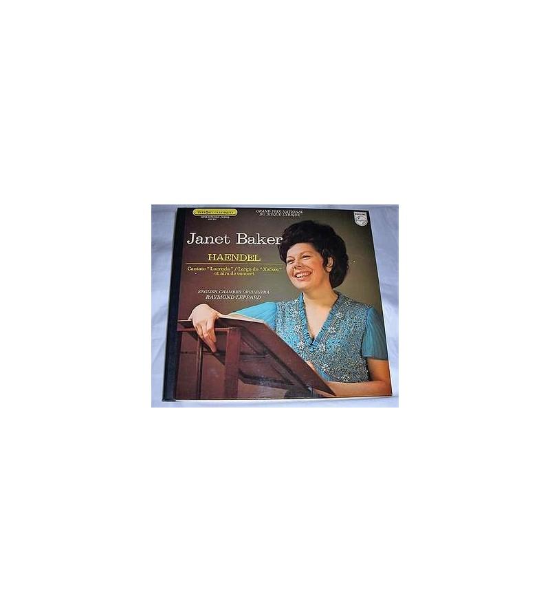 """Cantate """"Lucrezia"""" / airs de concert (12'' vinyl)"""