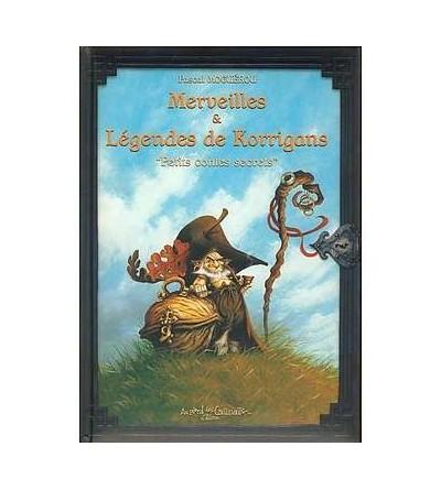 Merveilles & légendes de korrigans « petits contes secrets »