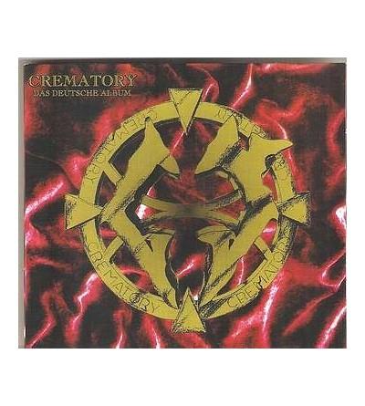 Crematory - Das deutsche Album (CD)