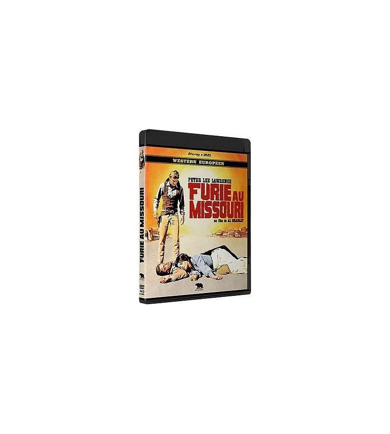 Furie au Missouri (Ltd edition Blu-ray + DVD)