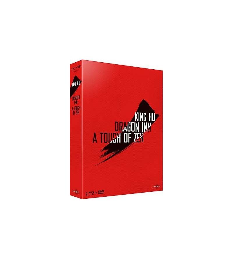 Coffret Dragon inn / A touch of zen (Ltd edition 2 Blu-ray + DVD)