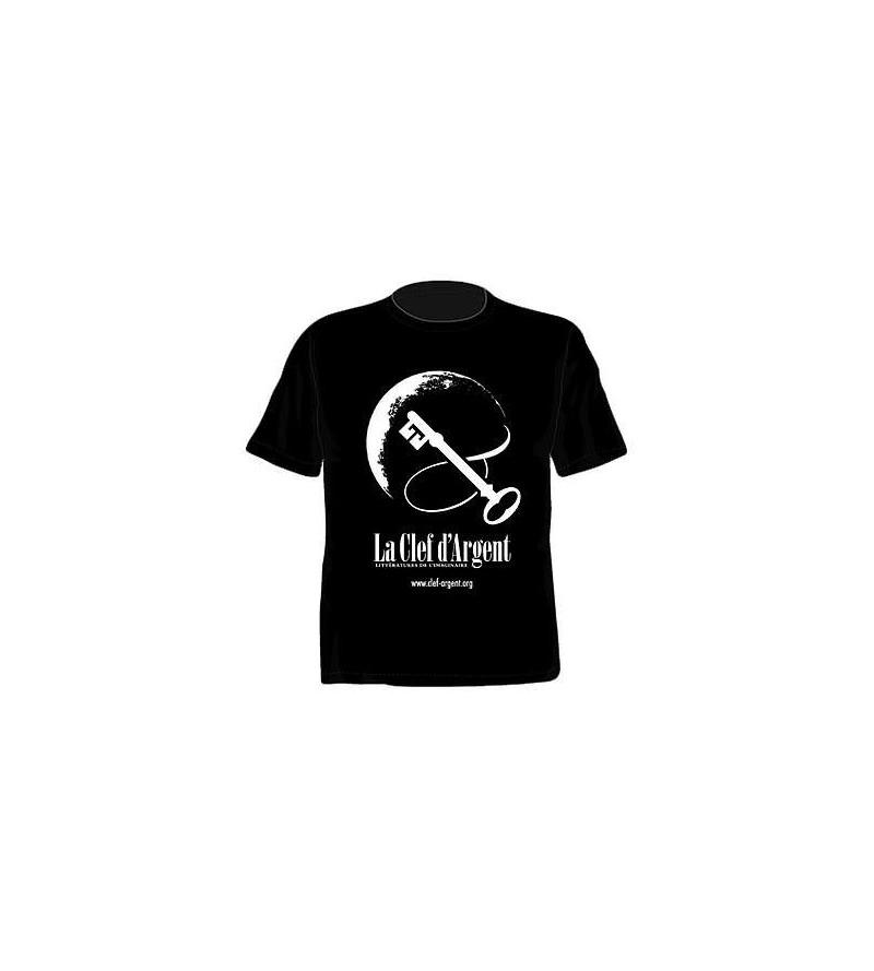 T-shirt La clef d'argent – littératures de l'imaginaire (homme)