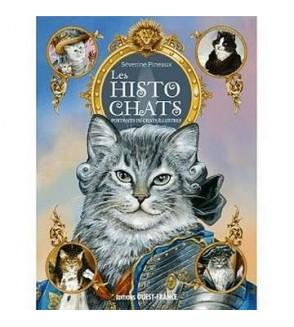 Les histochats – portraits de chats illustres
