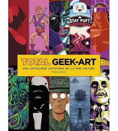 Total geek art