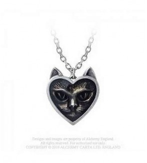 Collier Love cat