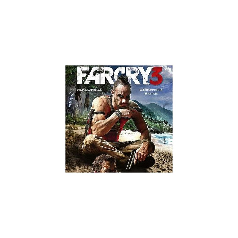 Far cry 3 soundtrack (CD)