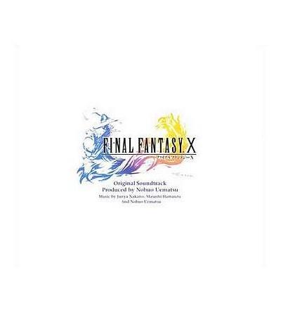 Final fantasy X soundtrack (4 CD)