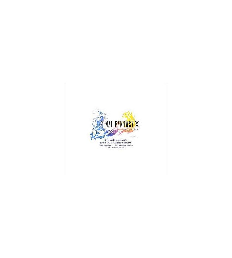 Final fantasy X soundtrack (4 CD)