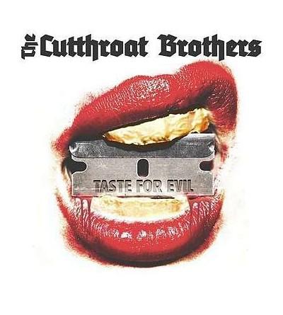 Taste for evil (CD)