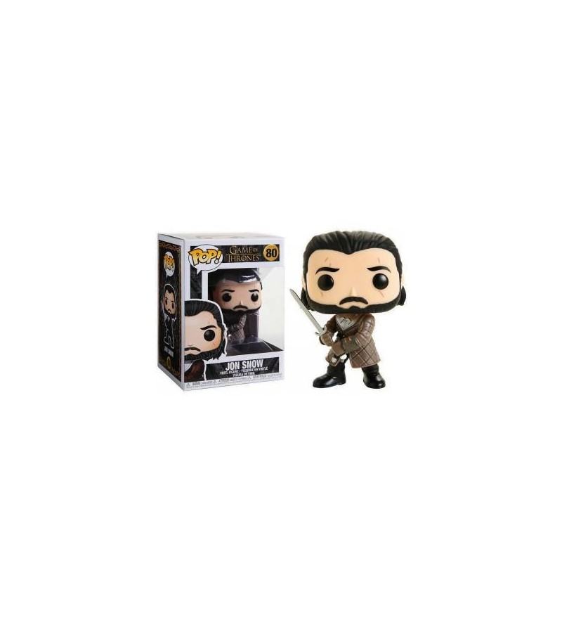 Figurine pop! Game of thrones : Jon Snow (N°80)