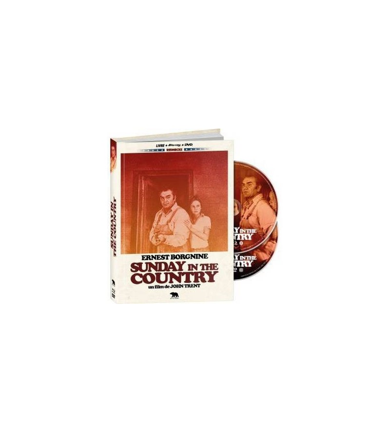 Sunday in the country (Blu-ray + DVD + livre)