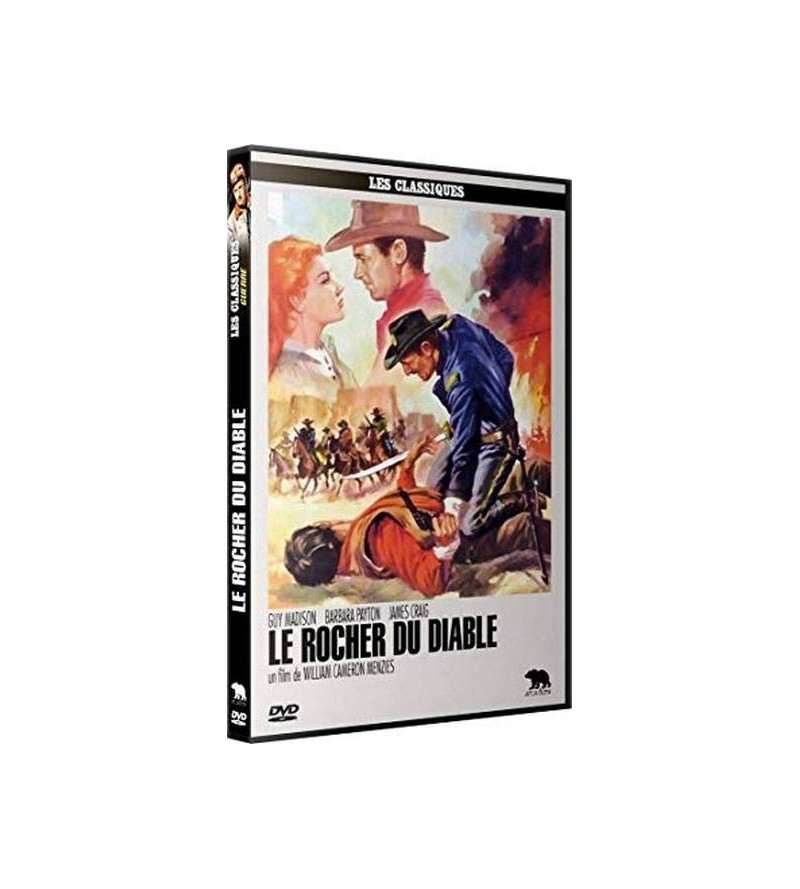 Le rocher du diable (DVD)