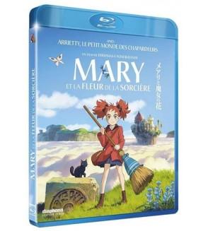 Mary et la fleur de la sorcière (Blu-ray)