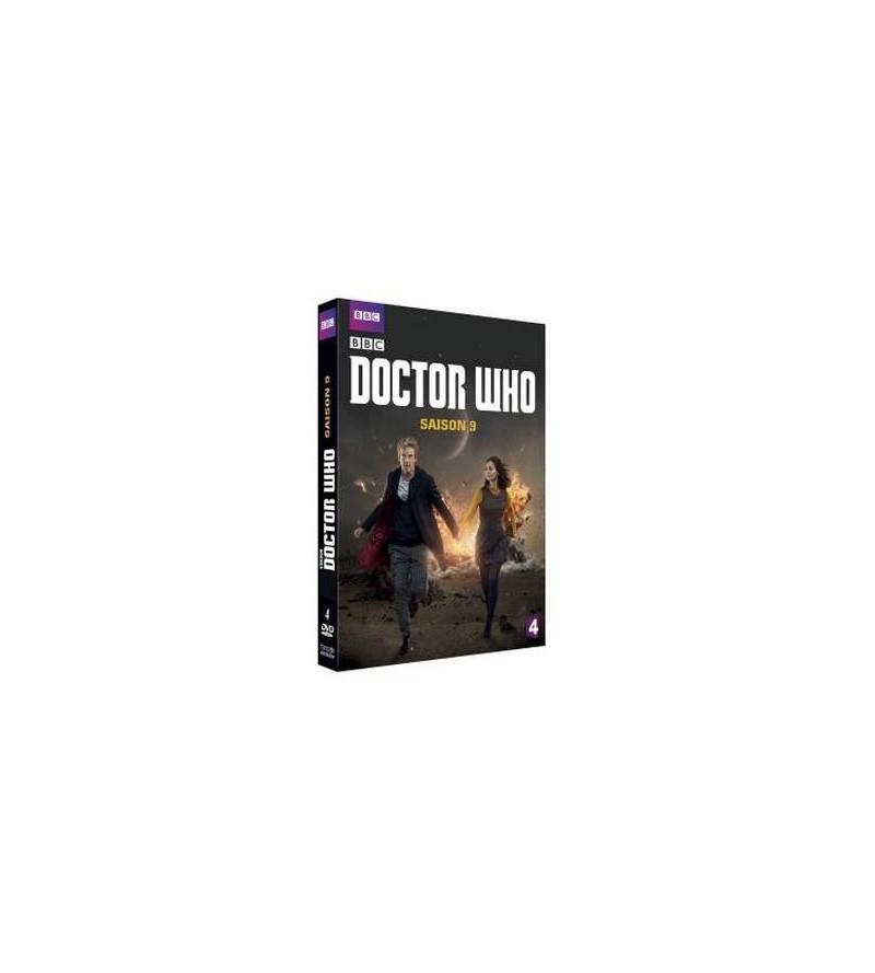 Doctor Who saison 9 (4 DVD)