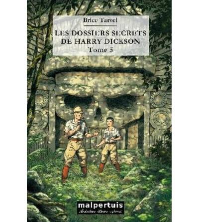 Les dossiers secrets de Harry Dickson 5