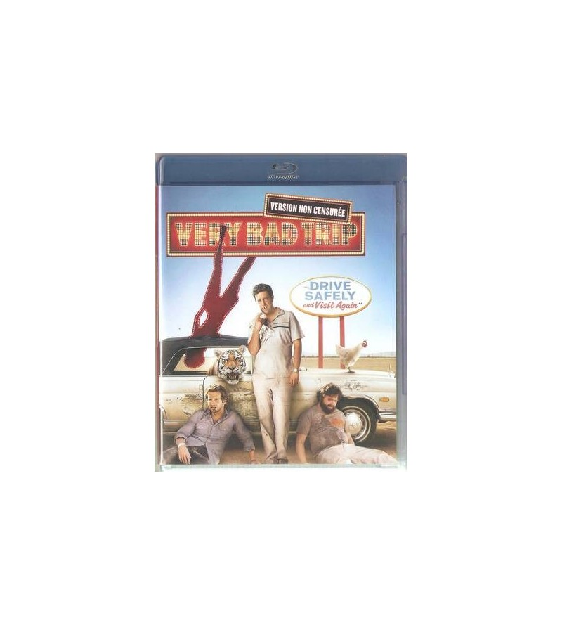 Very bad trip (Blu-ray)