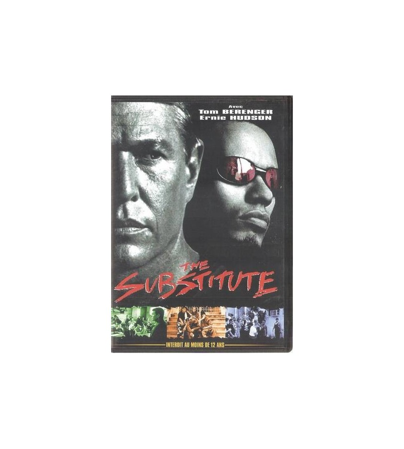 The substitute (DVD)