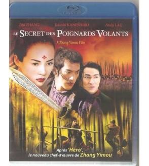 Le secret des poignards volants (Blu-ray)