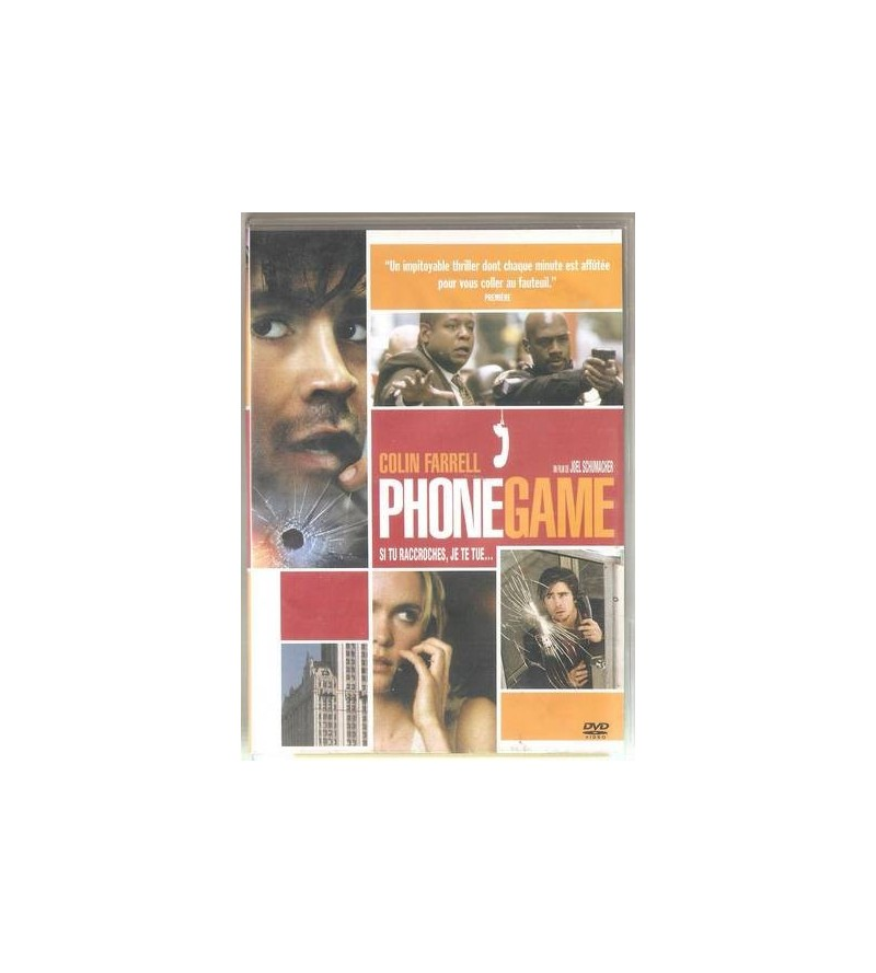 Phone game (DVD)
