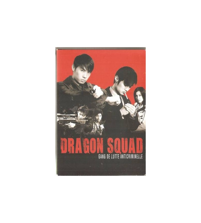 Dragon squad (DVD)