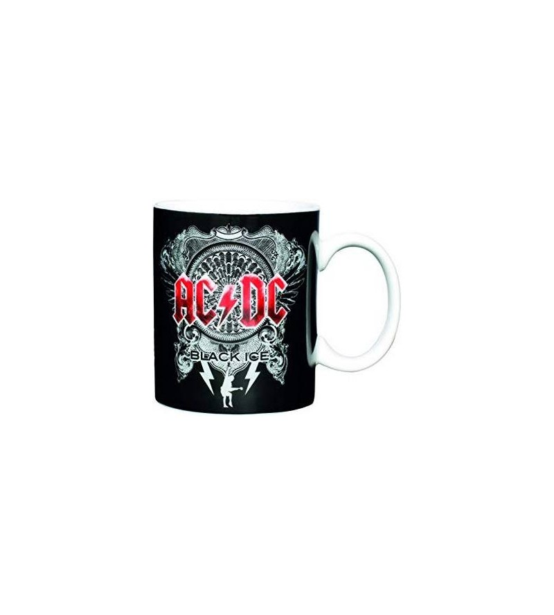 Mug AC/DC : Black ice
