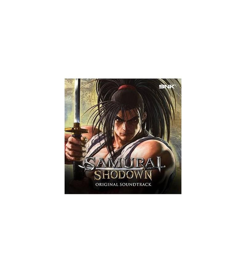 Samurai shodown soundtrack  (2 X 12'' vinyl)