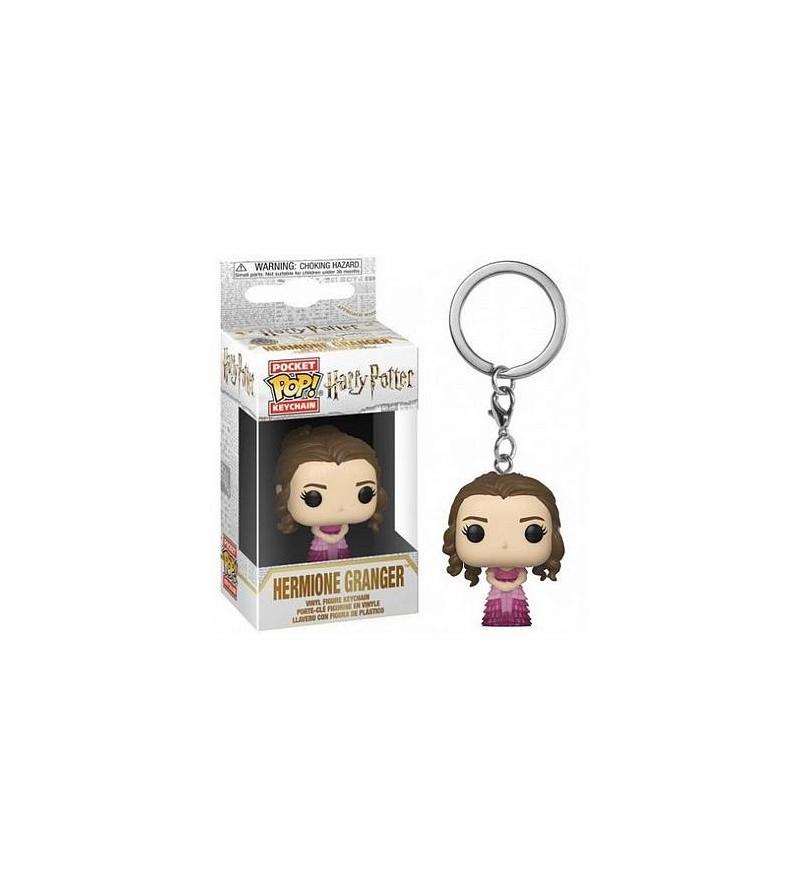 Porte-clés pocket pop! : Harry Potter : Hermione Granger (Yule ball)